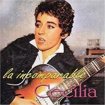 Cecilia Cd La Incomparable Grandes Exitos Versiones Original