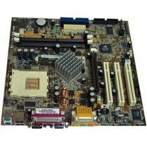 Mother Asus A7n266 Vm + Microprosesador Athlon 1700 + 512mb