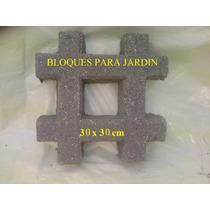 Ideas para pintar bloques de cemento pisos paredes y for Bloques de cemento para pisos de jardin