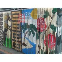 Cortinas Decorativas De Eslabones Plasticos 0.80 X 2 Mts
