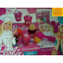 Barbie Set De Comiditas Helados Casita