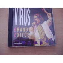 Virus Cd Original - Grandes Exitos