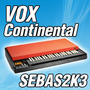 Converti Tu Pc En Un Vox Continental (combo Organ)