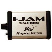 Rapco Ijam Interface De Audio De Los Instrumentos Al Iphone