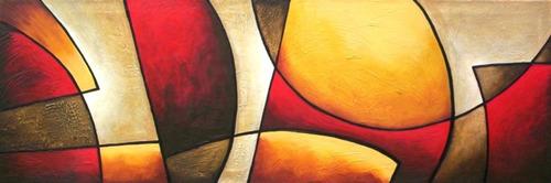 Cuadros modernos originales pinturas oleos y acrilicos en - Cuadros abstractos paso a paso ...