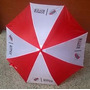 Paraguas De River Para Hinchas Pequeños Niños Futbol Cancha