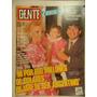 Revista Gente N 1213 1988 Diego Maradona Familia En La Plata