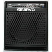 Amplificador P/ Bajo Smarvo 125 Watts Flash Musical Tigre