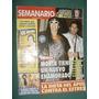 Revista Semanario 1095 Moria Casan Mona Jimenez Fabbiani