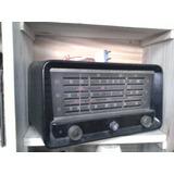 Radio Antigua A Valvulas / Radio Philco Tropical/funciona