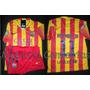 Camiseta Y Short Del Fc Barcelona Neymar