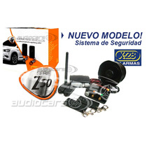 Alarma X28 Z50 Sat Gps Satelite Sms Localizador! Instalado!