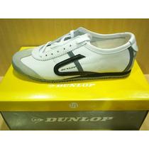 Zapatillas Hombre Cuero Dunlop D.de Fabrica