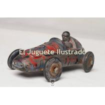 Bolido Fangio Original Duravit Juguete Antiguo Ind Argentina