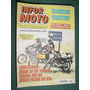 Revista Infor Moto 331 Honda Cg Titan Yamaha Ybr Kymco 125