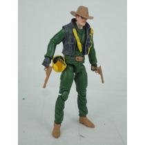 Muñeco Gi Joe Rise Pursuit Of Cobra 25° Tiger Rat Wild Bill