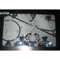 Accesorios De Baño Bronce Cromados