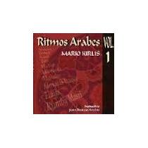 Cd Mario Kirlis Ritmos Arabes Vol 1