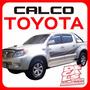 Calcomania Toyota Hilux