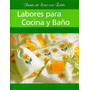 Labores Para Cocina Y Baño - Hymsa - Punto Cruz Manualidades