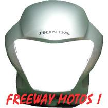 Mascara Honda Falcon Nx 400 Gris Original En Freeway Motos
