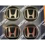 Honda - Adaptacion Logos Para Centros De Llantas