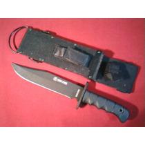 Cuchillo Bowie Cold Steel De Caza Y Monte