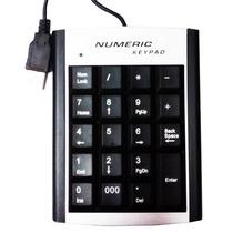 Teclado Numerico Usb Numpad Genérico Usb Notebook Win Mac