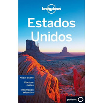 Estados Unidos Lonely Planet En Español Guia