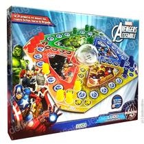 Marvel Avengers Juego De Ludo Cubilete Automático Ditoy