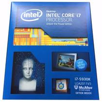 Procesador Intel Core I7(2011) 5930k 3.5 Ghz