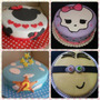Tortas Decoradas Infantiles Mesa Dulce Candy Bar Cupcakes