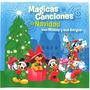Magicas Canciones De Navidad Con Mickey Y Sus Amigos Cd Orig