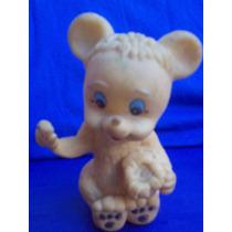 Muñeco De Goma Antiguo