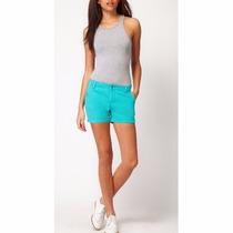 Short Verano Moda 15 Jean Elastizado Playa Importado Uk