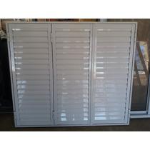 Postigon De Aluminio 150x110 3 Hojas