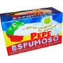 Sapo Pepe Espumoso Con Doble Carga De Espuma