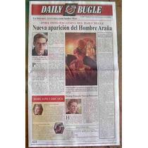 Póster Diario Película El Hombre Araña 2 Daily Bugle