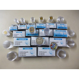 10 Capsulas Protectoras Lighthouse Para Monedas 14 A 41 Mm