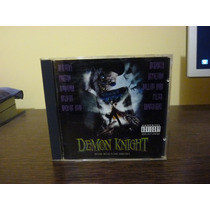 Demon Knight - Soundtrack - Pantera-biohazard-megadeth.