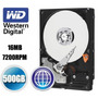Disco Duro 500gb Western Digital Sata 3 7200rpm 64mb