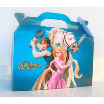 Bolsita Valijita Rapunzel Enredados Souvenir Pack X40