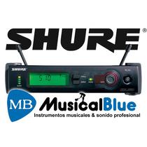 Receptor Microfono Inalambrico, Shure Slx4