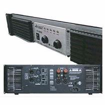 Amplificador Potencia 1800 Watt En 2 Ohm Apogee P3600