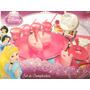 Set De Cumpleaños Princesas Incluye Torta Y Accesorios