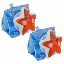 Intex Bracitos Inflables Salvavidas Estrella Pileta Natacion