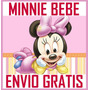 Kit Imprimible Minnie Bebe Disney Candy Bar Golosinas
