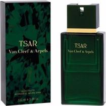 Perfumes Graines Van Cleef Tsar 100ml Caja Cerr Promo!