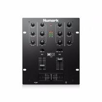 Mixer Para Dj 2 Canales Usb Numark M101usb