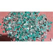 Espejitos Mini P/artesanias De 0.5x0.5 Cm X 1000 Unidades